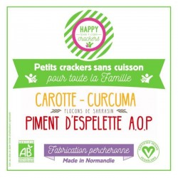 Biscuit family carotte...