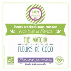 Biscuit family thé matcha...