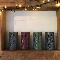 Candles ATAÏ - Set of Four