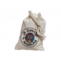 Organic cotton horse pouch...